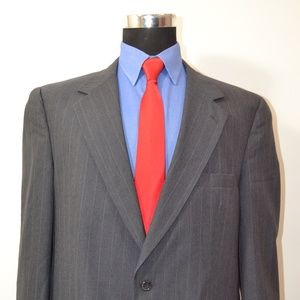 Burberry Suits & Blazers - Burberry Bespoke 44L Sport Coat Blazer Suit Jacket